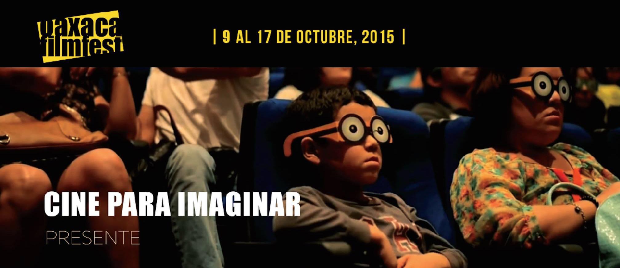Invitacion al Oaxaca Filmfest 2015 copy